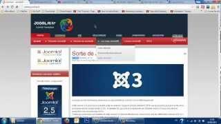 Comment Créer Un Site Web Avec Joomla 3.0 ?