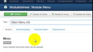 meertaligheid in joomla 3