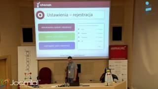 Joomla!Day Polska 2012 - Michał Trzepizur - Ohanah - Zarządzanie Wydarzeniami W Joomla!