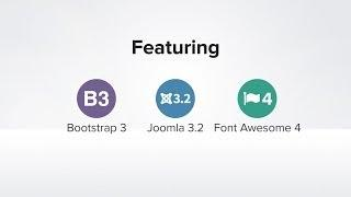 Introducing T3 Framework version 2.0.0 - Compatible with Bootstrap 3