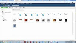 Uploading Images to a Joomla Site using FTP