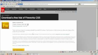 How to install Adobe Fireworks CS5 and buy it up to 70% Off