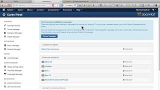 Joomla 3 Contact Forms