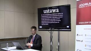 Joomla!Day Polska 2012 - Aleksander Kuczek - Joomla! W Umowie