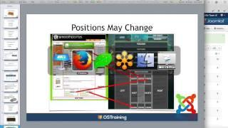 Joomla 3 Site Build Demo with Rod Martin