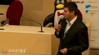 Joomla!Day Polska 2012 - Mateusz Grabowski - Wykorzystanie Joomla! W Szkole