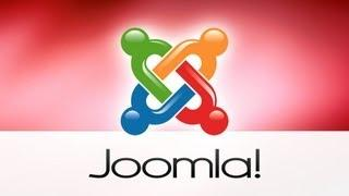 Joomla 3.x. Video. How to change footer copyright message
