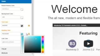 T3 Framework B3 Blank Template - ThemeMagic