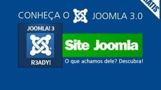 Curso Joomla 3.0 - Aula 1 - Download E Instalação - JCursos