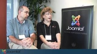 Joomla! Leadership:  Paul Orwig&Sandra Warren