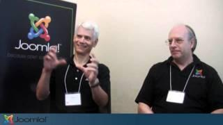 Joomla! Leadership:  Mark Dexter&Chris Davenport