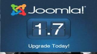 Joomla! 1.7 - Just one click!