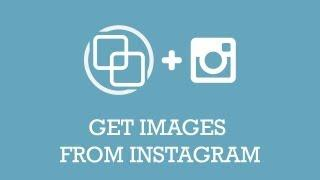 How to get images from Instagram in JSN ImageShow | Joomla extension video