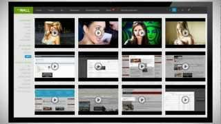 JA Wall - Impressive responsive Joomla 2.5 template (Pinterest Alike)