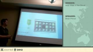 Web Sites in the Cloud - Brian Prince
