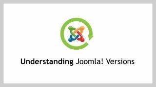 Understanding Joomla! Versions