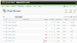 Hoe migreer je een website van Joomla! 1.5 naar 2.5
