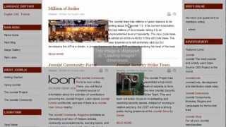 Joomla 2.5 - JA Thumbnail Plugin