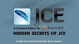 Hidden Secrets of JCE