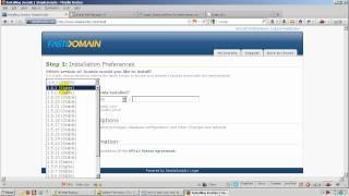 How to install Joomla 1.6 in 5 minutes -- Joomla 1.6 Part 3