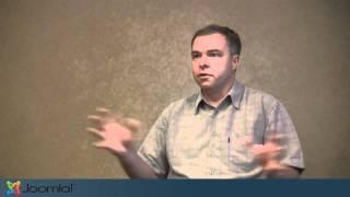 Joomla! Leadership:  Andrew Eddie