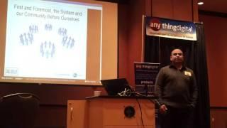 How to build a online start-up business.  Joomla Day Keynote