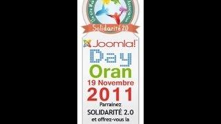 Joomla!Day Oran 19/11/2011