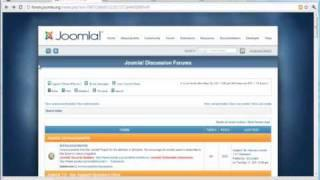 Joomla 1.7/1.6 Tutorial - Lesson 13 - Conclusion