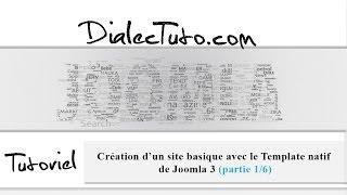 Tutoriel Joomla 3.2 : Création D'un Site Basique Avec Le Template Natif De Joomla 3 (partie 1/6)