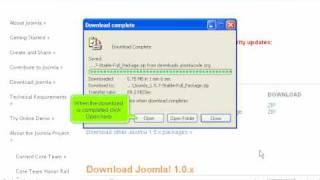 Download and install the lastest Joomla version | SiteGround Joomla Tutorial