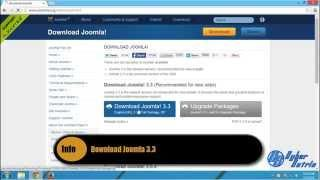 Install Joomla 3
