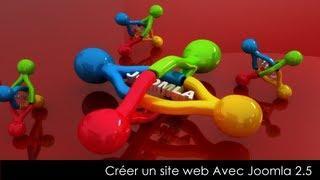 Créer Un Site Web Avec Joomla! 2.5 -- #Exemple 1 -- Site Vitrine