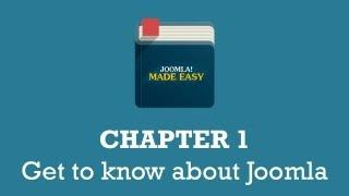 Chapter 1   Get to know about Joomla