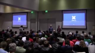 Keynotes: Welcome&Joomla 3.0 - Kyle Ledbetter, Mark Dexter