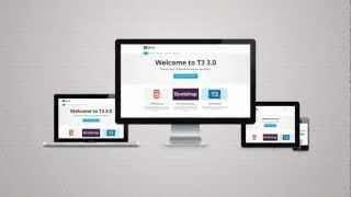 T3 Framework - Layout