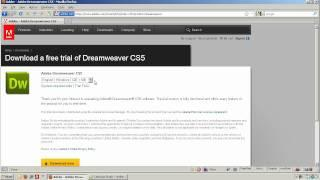How to install Adobe Dreamweaver CS5 and buy it up to 70% Off