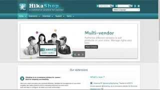 Hikashop Part 1: Introduction