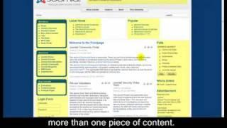 Joomla 1.5 Tutorial - Lesson 5 - Frontend