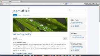 Joomla! 3.3 Instalação E Utilização, Sem Mistérios.