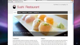 Build a Joomla Website in 1 Hour! - 2013